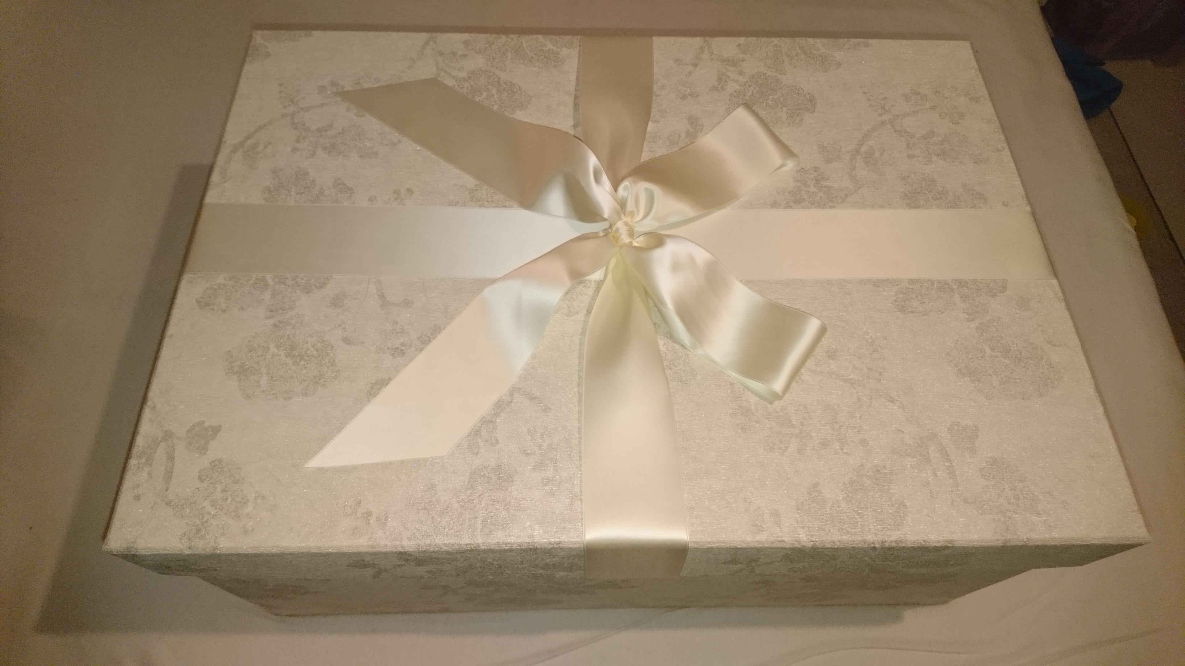 Box Boutique: Brautkleidboxen - Bildergalerie