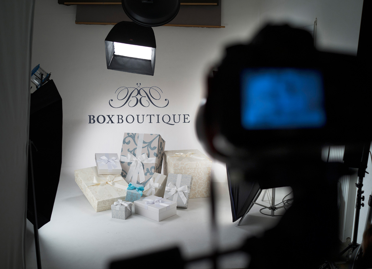 Making Of - Boxboutique Fotoshooting Sommer 2014